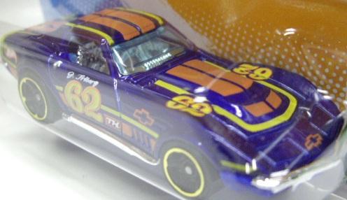 69 Corvette - Hot Wheels Wiki