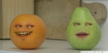 Everyone and Orange - Annoying Orange Wiki, the Annoying ...