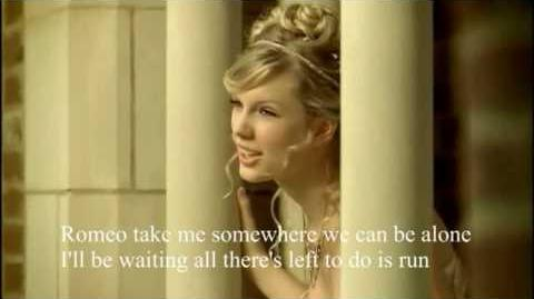 Love Story- Taylor swift With sub HD