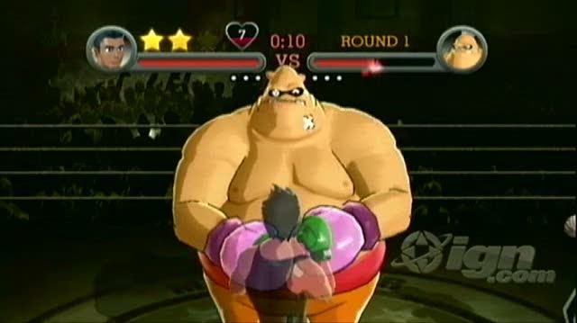 Punch-Out!! Nintendo Wii Guide-Walkthrough - Walkthrough Exhibition ...