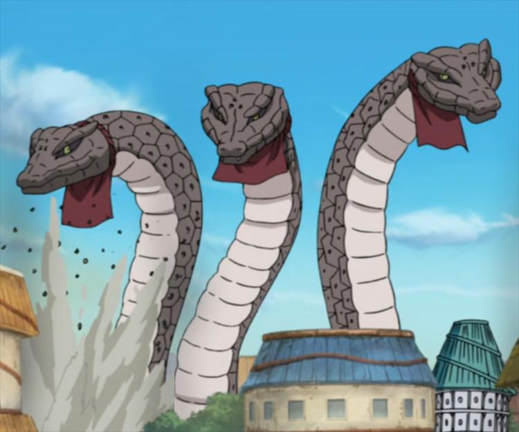 xenmas Three_Ginat_Snakes