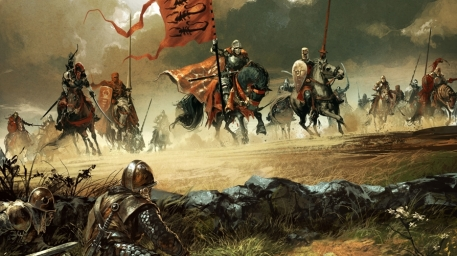 R169 457x256 4191 Army of Scorpions 2 2d fantasy army warriors picture