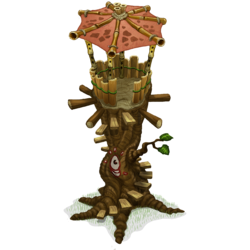 Tree Forte Tower - My Singing Monsters Wiki