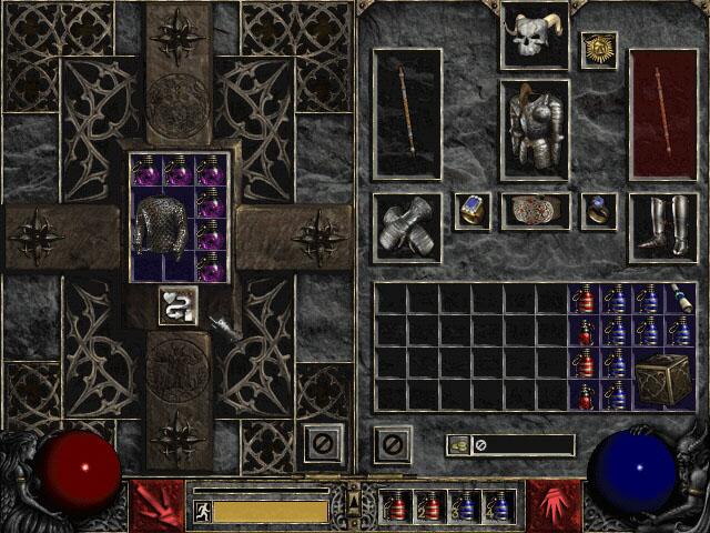 Diablo  Crafted Amulet Recipe