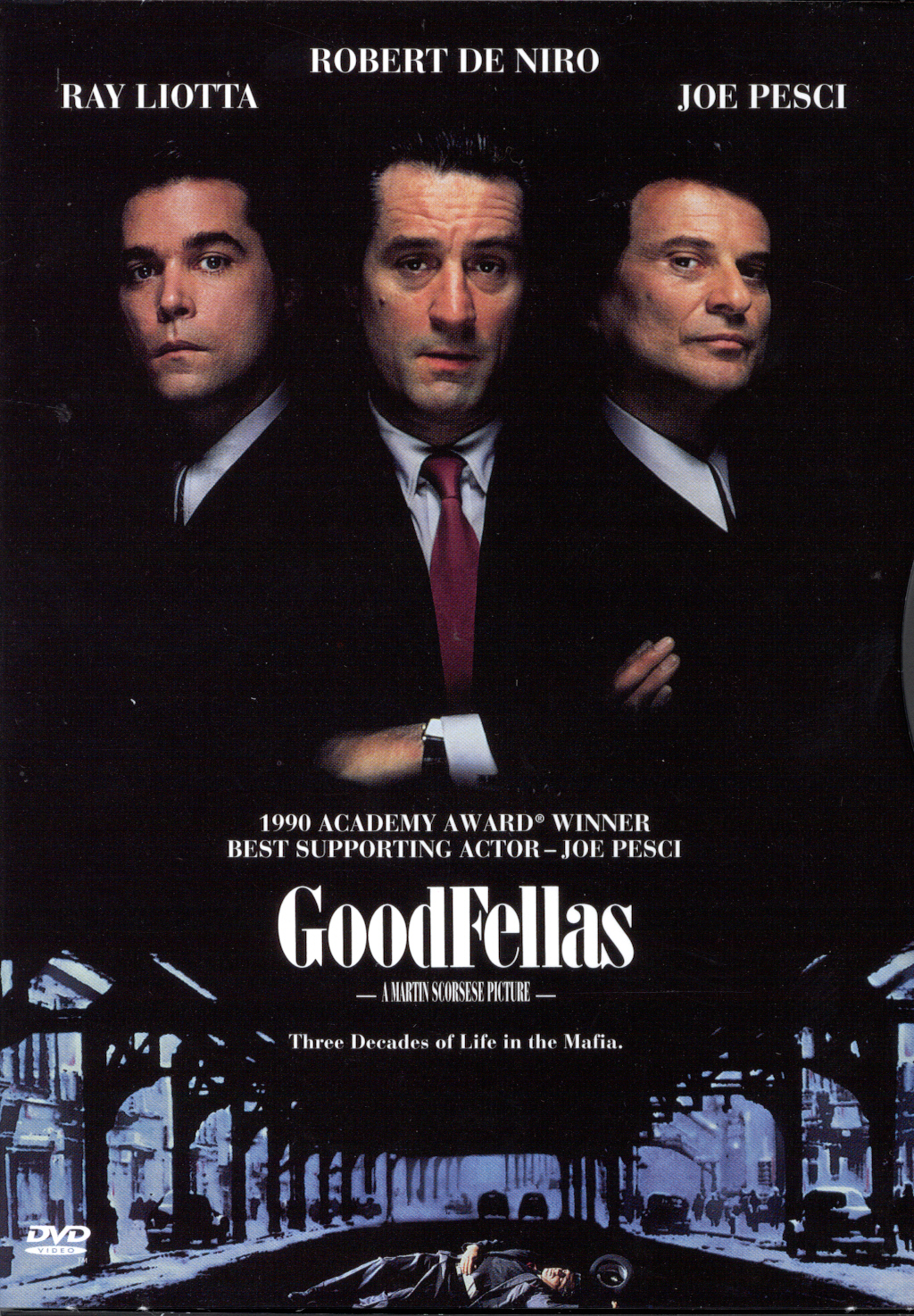 a review of goodfellas a movie by martin scorsese The jarring opening sequence of martin scorsese's goodfellas plunges the audience smack into the lethal fast-track world of the professional mobster.