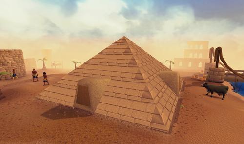 Pyramid Plunder World