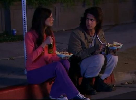 Victorious opposite date