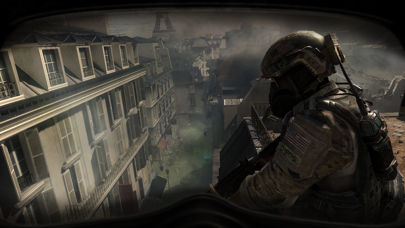 Ghost Mw3 Alive | Gallery