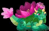 Dragón Nenúfar Fase 3