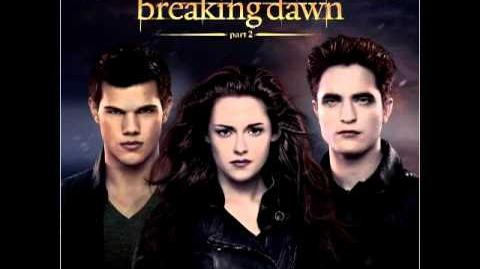 Twilight BREAKING DAWN part 2 SOUNDTRACK 12. Reeve Carney - New for You