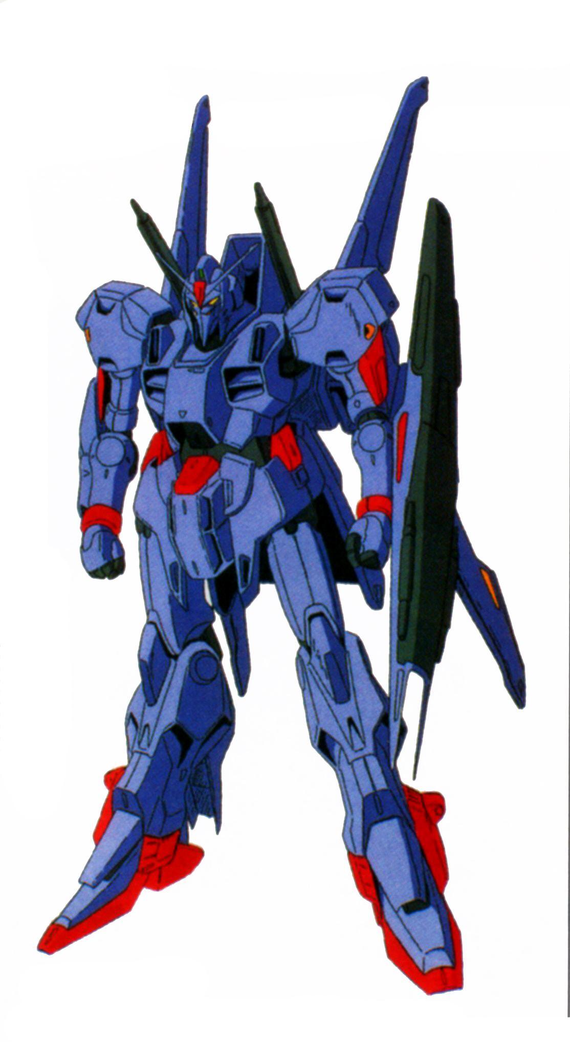Metric To Standard >> MSF-007 Gundam Mk-III - Gundam Wiki