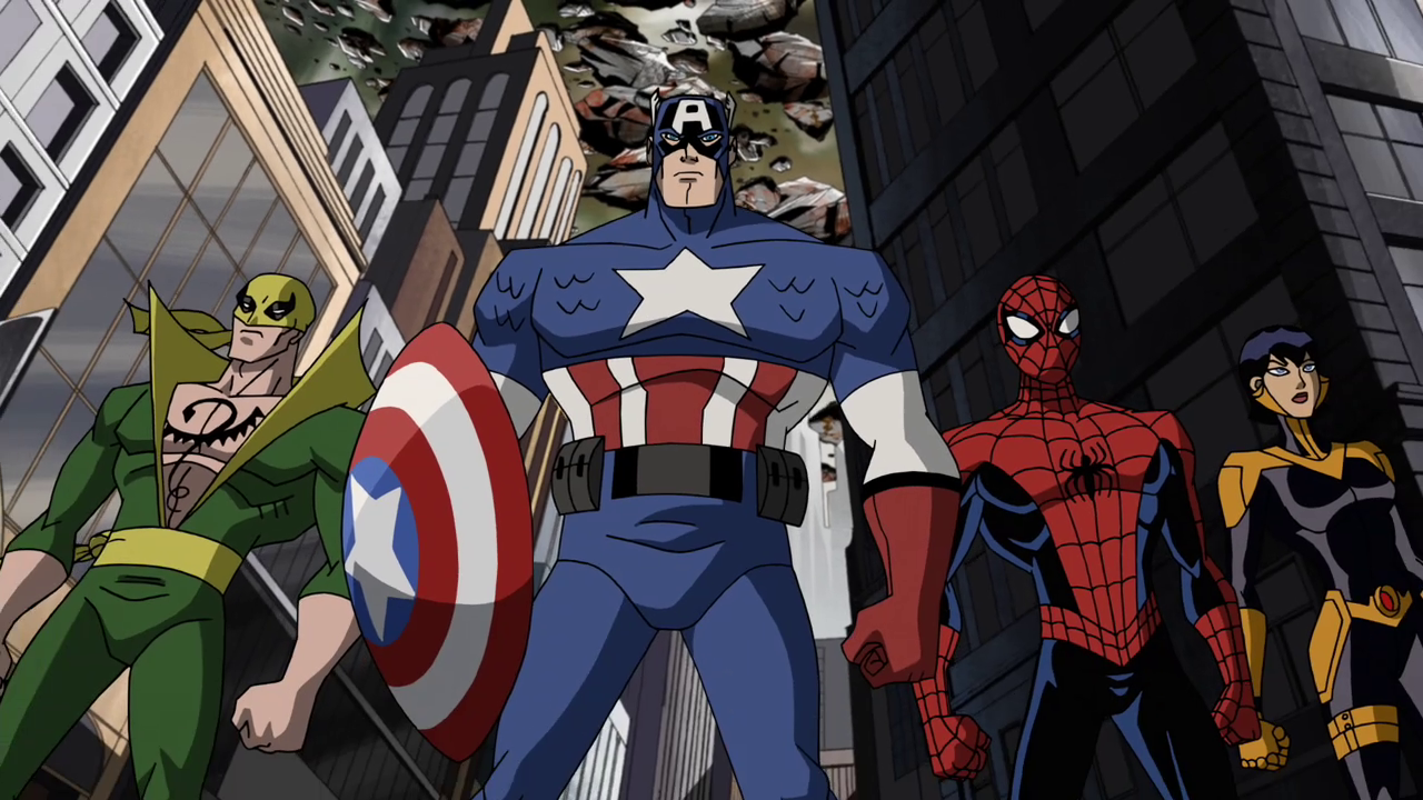 Spider man the avengers earth 39 s mightiest heroes wiki the avengers earth 39 s mightiest heroes - Heros avengers ...