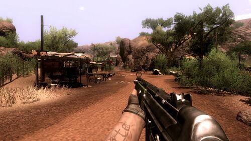 Far Cry 2 Console Cheats