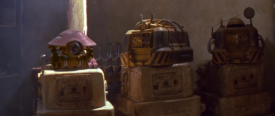 Scrubber Droid Wookieepedia The Star Wars Wiki