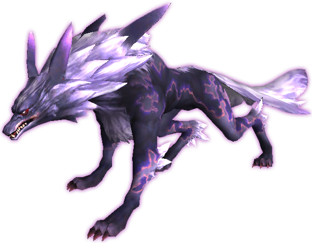 Fenrir Summon The Final Fantasy Wiki 10 Years Of