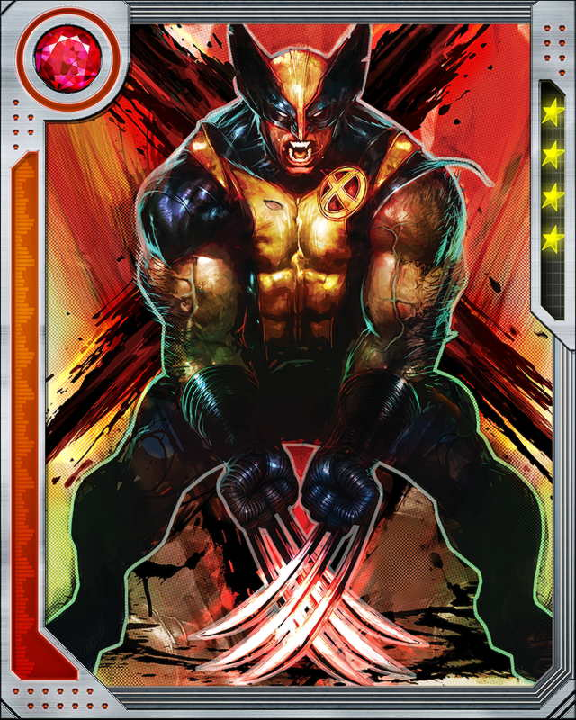 Marvel War of Heroes Cards