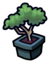 Bonsai Tree Pin