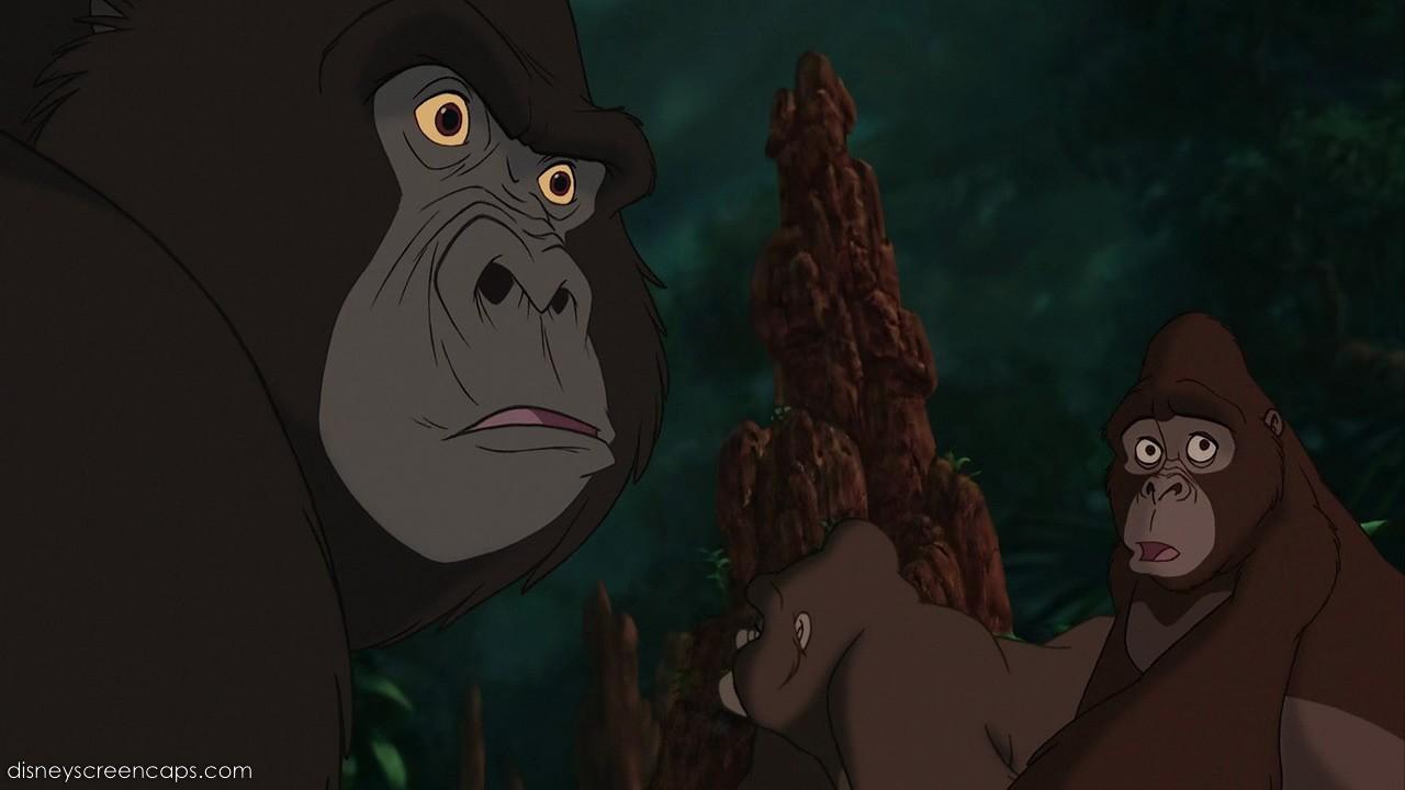 Kerchak Tarzan Kerchak Tarzan