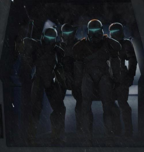 clone commando squad image - photo #14