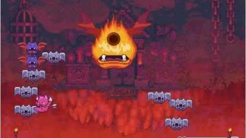 Flying fire monster nitrome wiki walkthroughs images articles