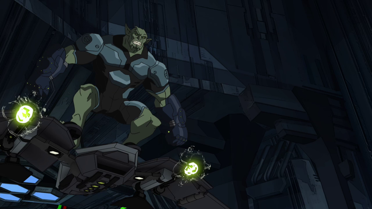 The Goblin - Ultimate Spider-Man Animated Series Wiki