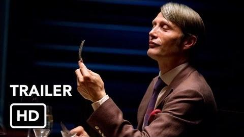 Hannibal (NBC) Series Premiere Trailer (00:31)