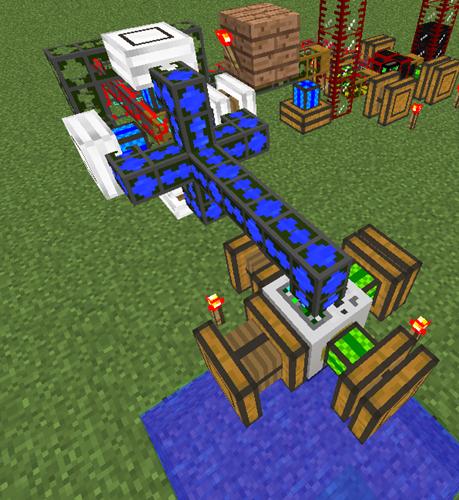 Heat Engine: Heat Engine Minecraft
