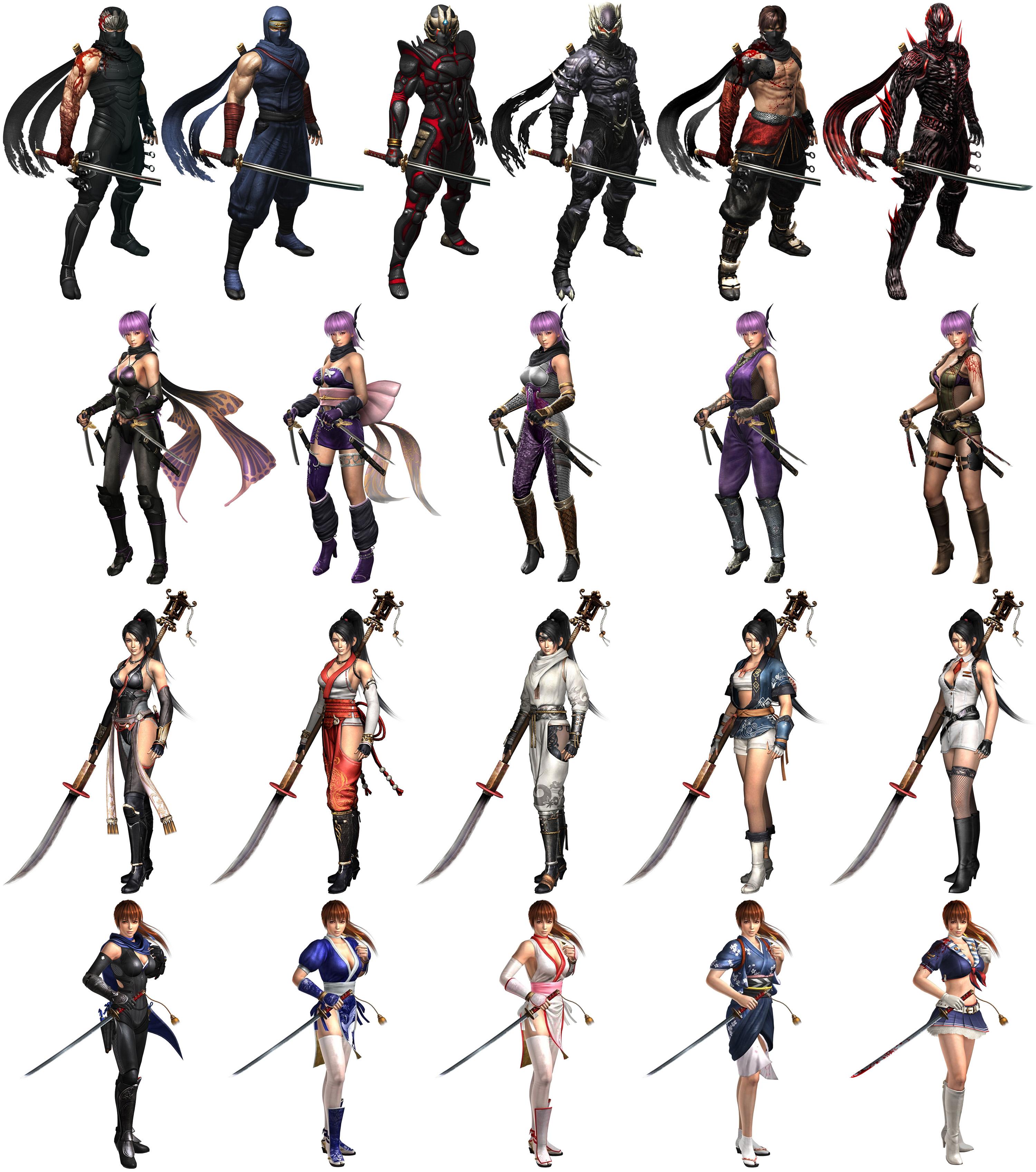 Ninja Gaiden 3: Ninja Gaiden Wiki- The Home Of All Things Ninja
