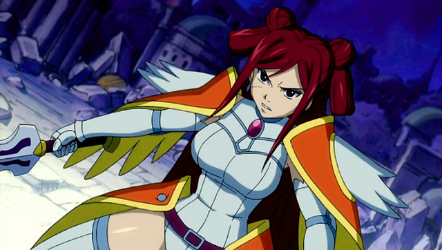 Fruit de Titania, Erza Scarlet no Chikara ! 640px-Morning_Star_Armor