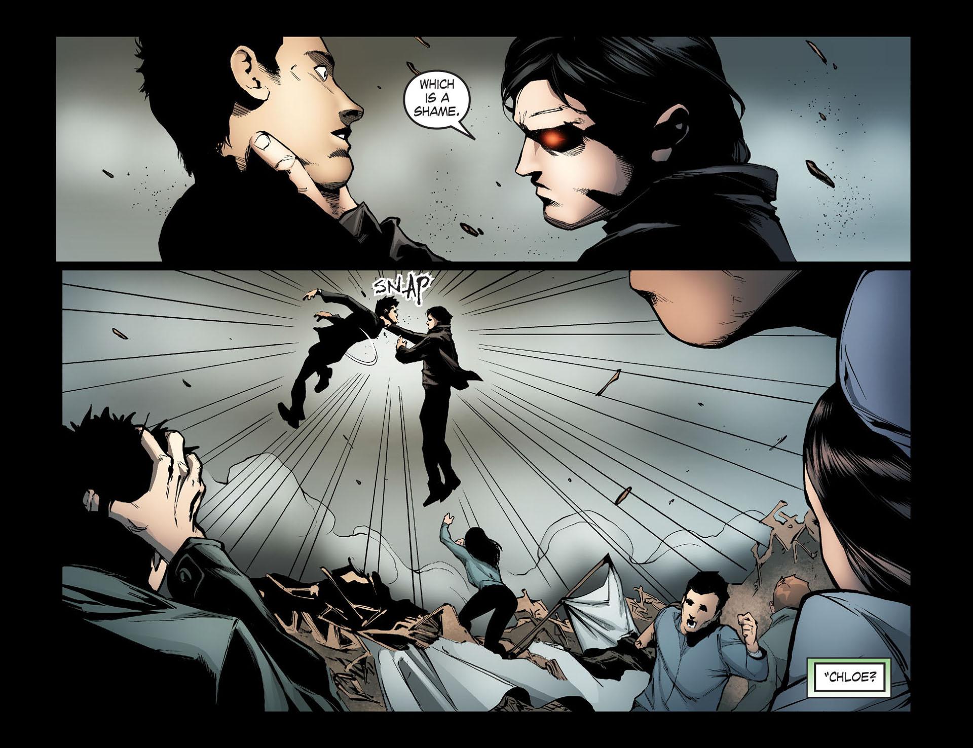 Clark Luthor Smallville Wiki