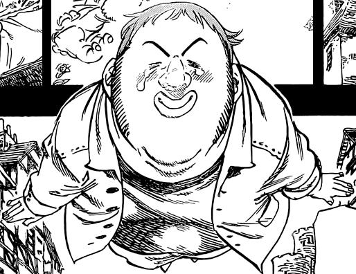 King after returning the stuffed toys - Nanatsu no taizai wiki ...