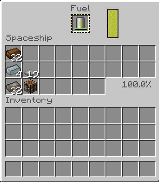 galacticraft how to make rocket fuel