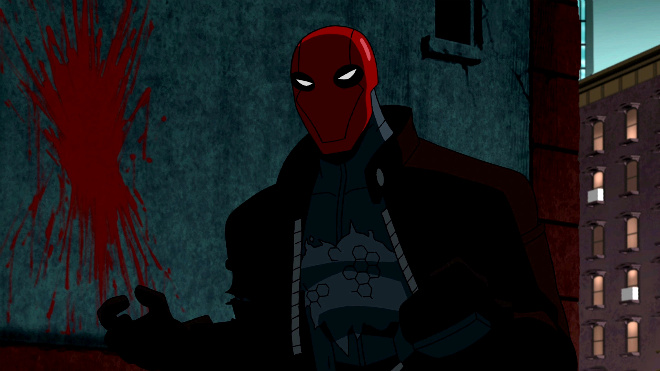 Red Hood (Injustice: Return of the Gods) - Injustice Fanon Wiki