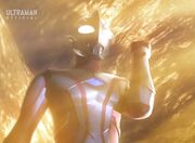 Mebius First Appearance