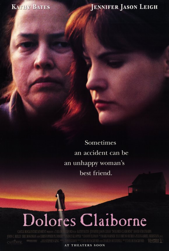 a comparison of the book and movie rendition of dolores claiborne Dolores claiborne is a good drama from stephen king that translates well to the screen kathy bates gives a great performance as dolores a woman who is a suspect in a murder investigation.