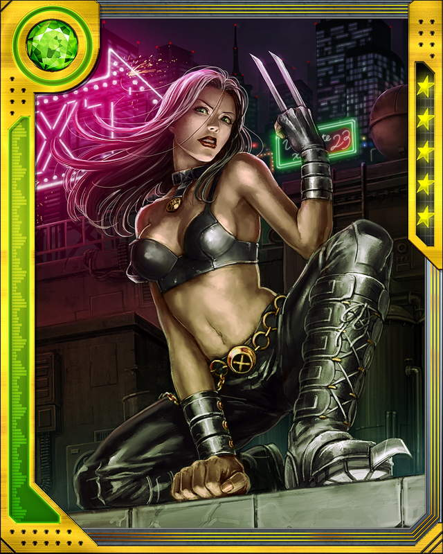 Maximum Card Level 60X23 Marvel Wiki