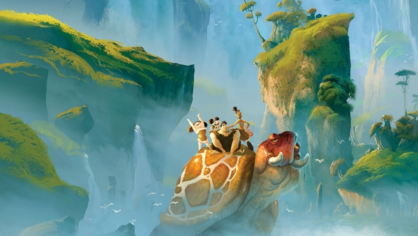 Two Tusked Tortoise - The Croods Wiki