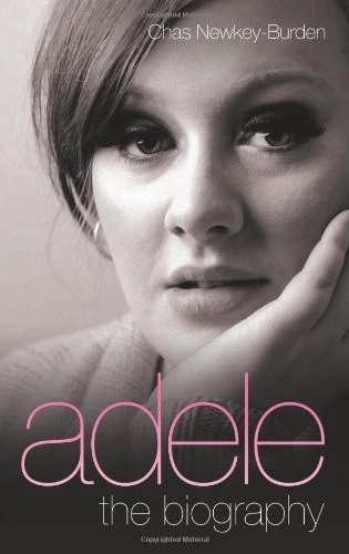 Book Cover Biography : Adele the biography chas newkey burden book wiki