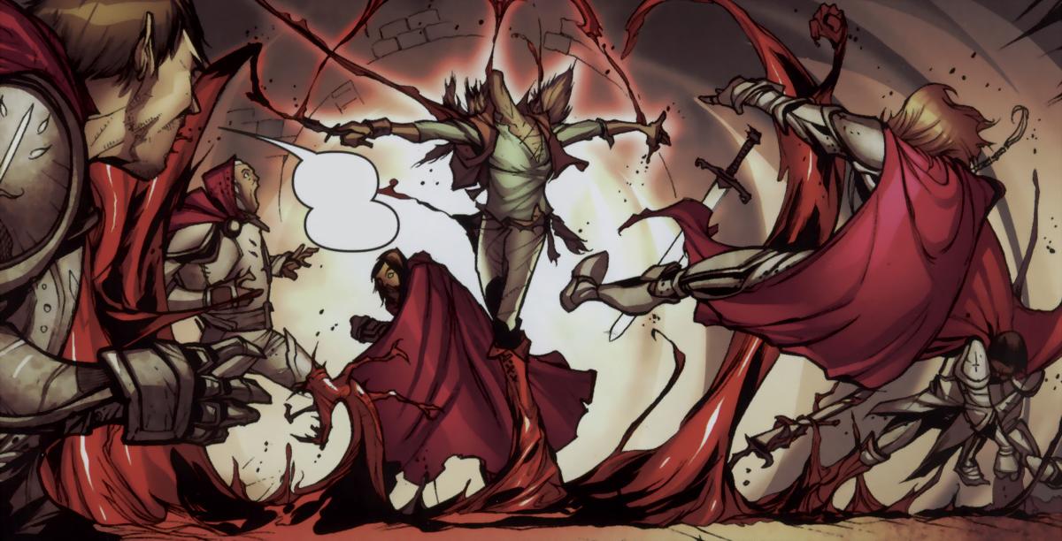 blood magic dragon age wiki