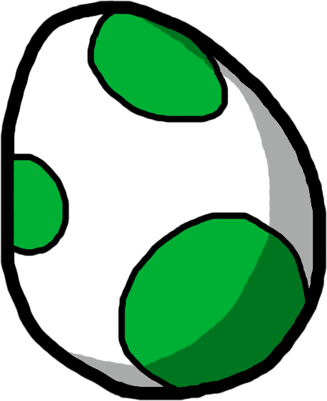 Yoshi Eggs Are The Main Weapon Of Yoshis Used To Aim How