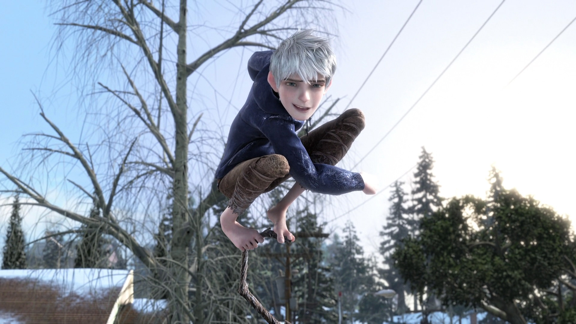 Jack Frost - Rise of the Guardians WikiJack Frost Rise Of The Guardians Human