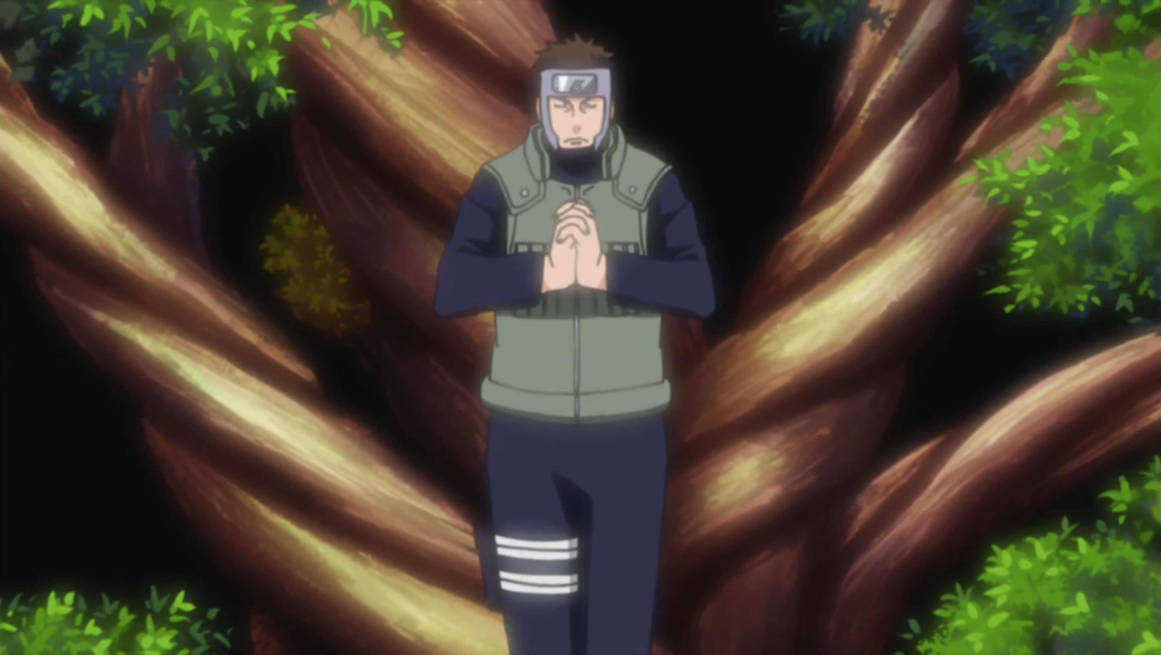Naruto History And Descriptions: Yamato