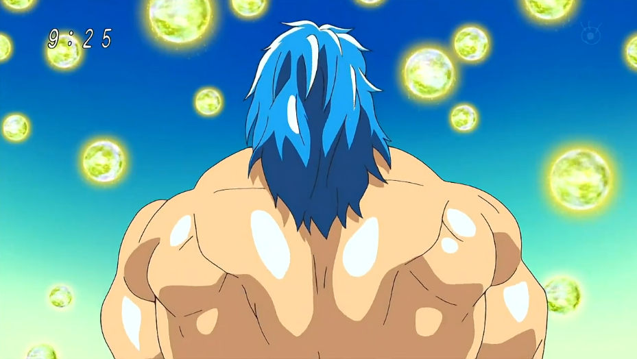 Toriko food immersionToriko Food
