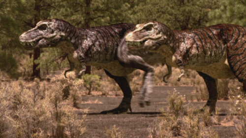 500px-1x1TRexPair pngJurassic Fight Club Dromaeosaurus