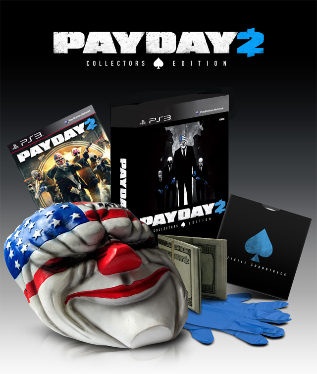 PAYDAY 2 Career Criminal Edition With Update17 Incl 5DLC-P2PGAMES