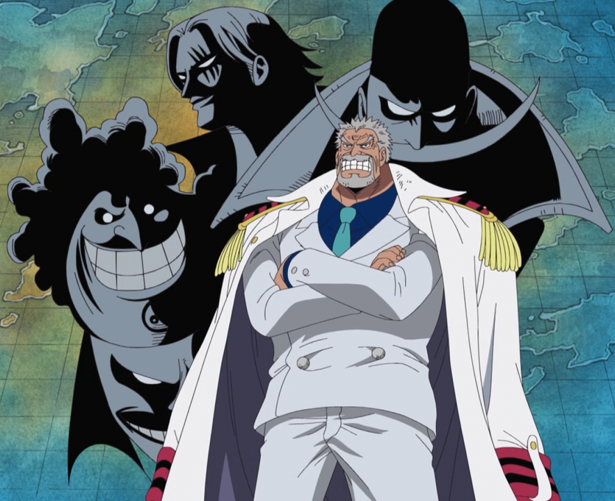 One Piece: Four Emperors / Characters - TV Tropes