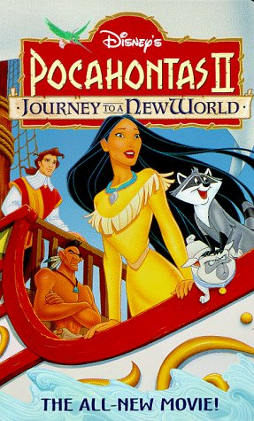 Opening To Pocahontas Ii Journey To The New World 1998