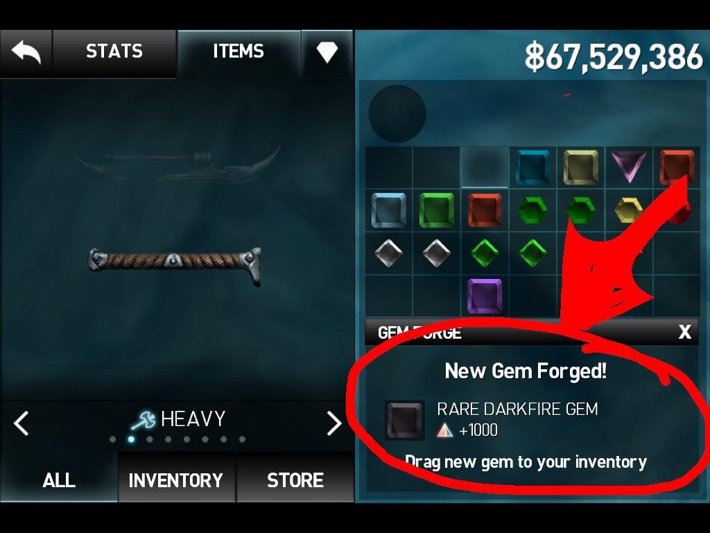 Darkfire Gem Infinity Blade Wiki