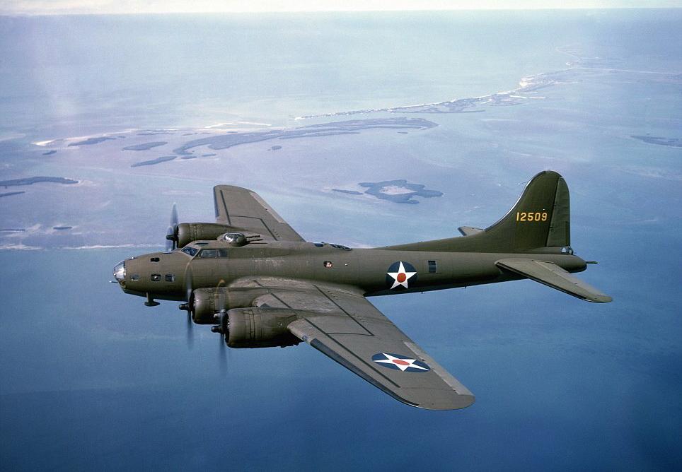 Boeing B-17 Flying Fortress - World War II Wiki
