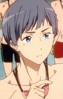 Free! : About it Aiichiro_Nitori